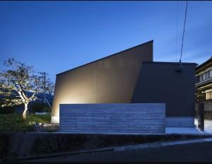 三重県 建築家と建てる家 夜景