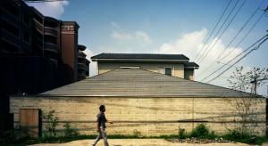 三重県 建築家 敷地に合わせた住宅