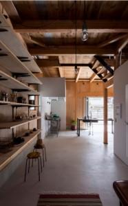 三重県建築家と建てる 倉庫のような家