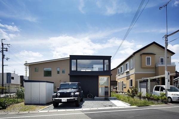 三重県 建築家と建てる家 家族の息使いが感じられる家