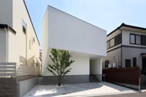 三重県 建築家 シンプルモダン かっこいい家