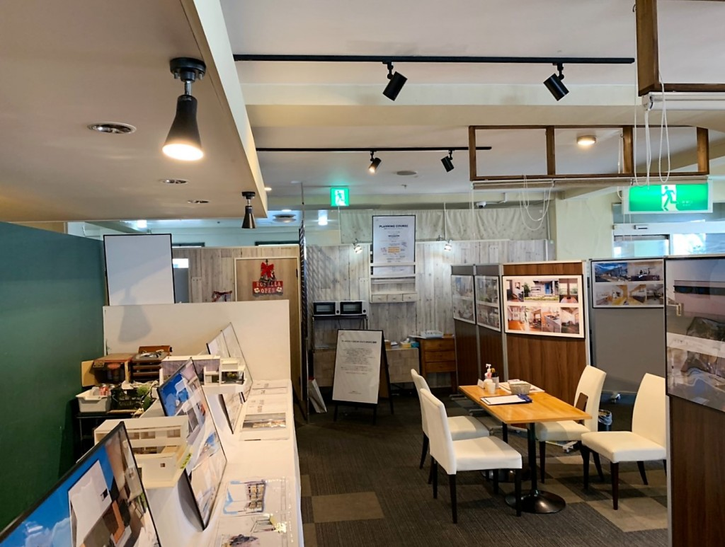 三重県四日市市 アポアホテル四日市2階 建築ギャラリー展開催