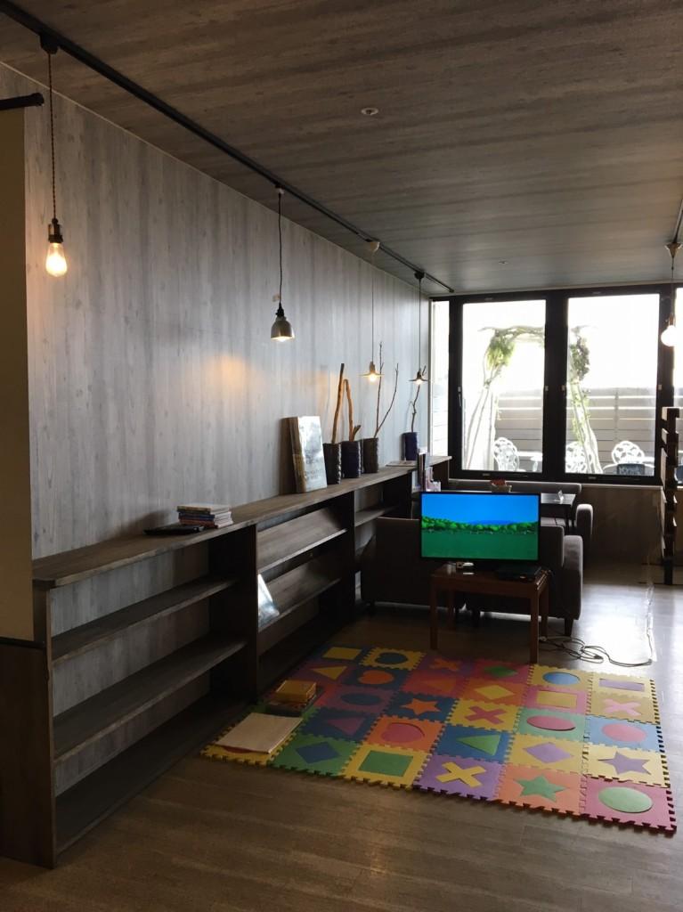 2019年7月21日 三重県津市 アポアホテル 建築ギャラリー展 キッズスペース