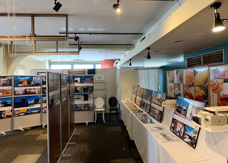 三重県四日市市 アポアホテル2階 建築ギャラリー展開催 建築家とのいえづくり