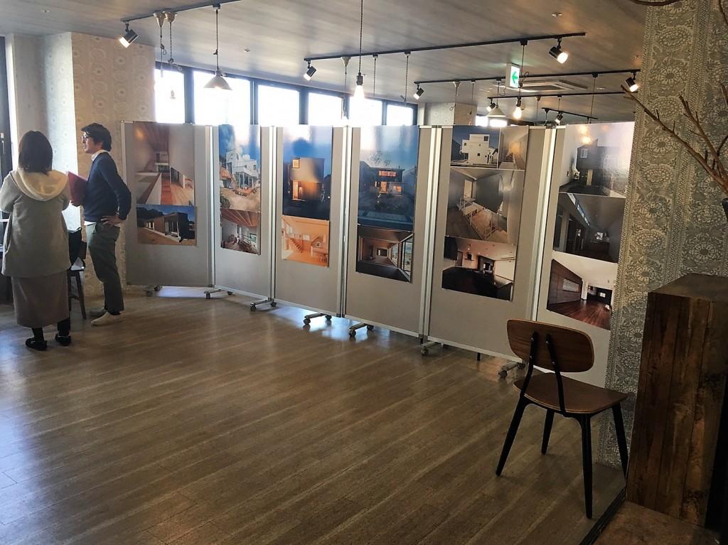 三重県津市 アポアホテル津 個展 建築家の選び方 建築との家づくり 相談会