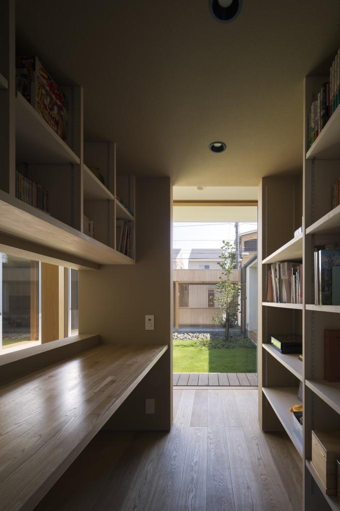 三重県 建築家との家づくり スタディーコーナー 子供の居場所