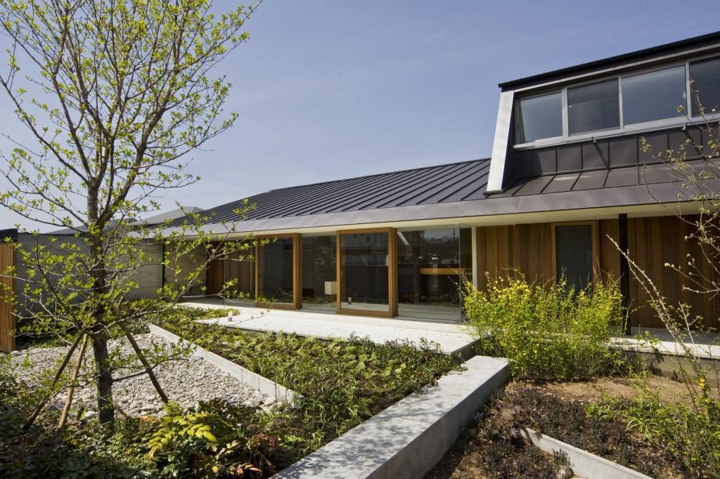 三重県 建築家 庭づくり ガーデニング 植栽