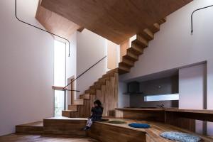 三重県 スキップフロア 建築家と建てる