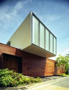 三重県 建築家と建てる家 モダン外観