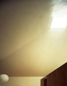 三重県 建築家 天井からの光