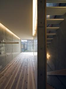 2階の空間 狭小地