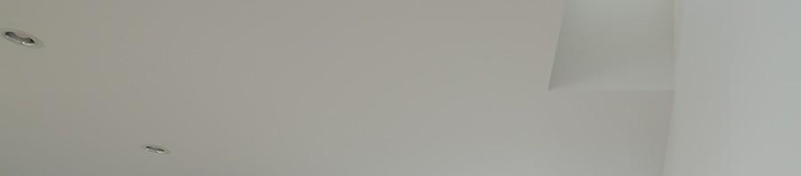 ロの字段板 ホワイト 階段 鉄骨