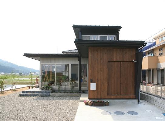 山香の家 建築家 梶浦 博昭 外観