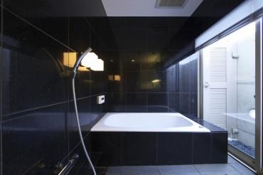 社宮司の家 浴室