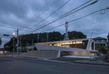 三重県建築家と建てる家 交差点2