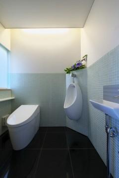 社宮司の家 トイレ