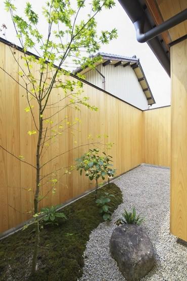 和庭 坪庭 建築家 家 つくり 愛知県 三重県 四日市 名古屋南APOAスタジオ
