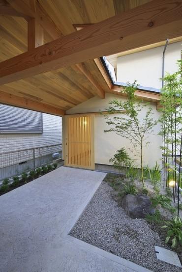 和庭のある家 建築家のつくる和、家 ASJ  三重県津市 四日市 名古屋 愛知