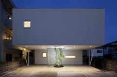 デ・ステイル建築研究所施行事例 Mushroom-House