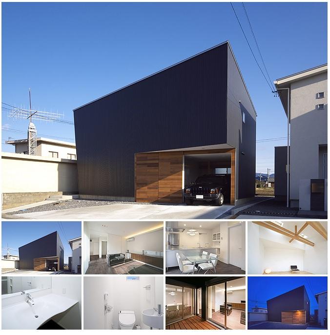 三重県 新築住宅 三角屋根の家