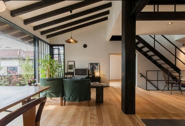 五感を感じさせる家 建築家と建てる家 三重県 津市