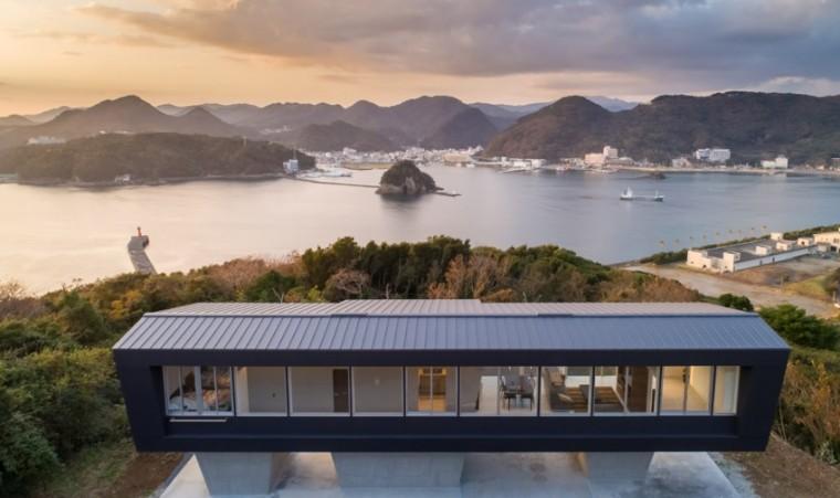 三重県 建築家と建てる家 海へと視界が抜ける眺望の住宅