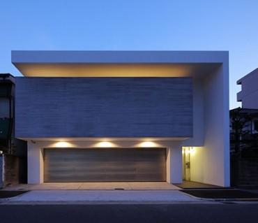 東淀川の家(二世帯住宅)
