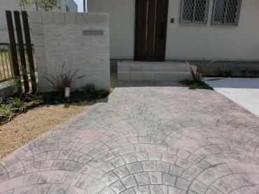デザインクリート 土間コンクリート 床材