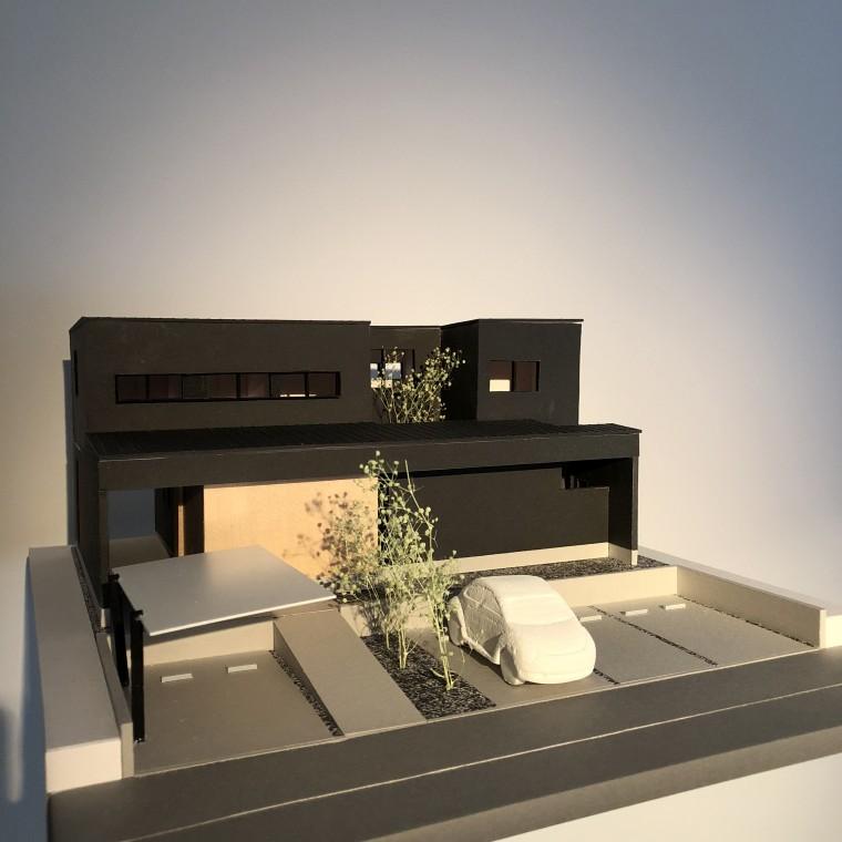 名古屋市天白区 建築家の家 中庭の家 オープンハウス 完成見学会