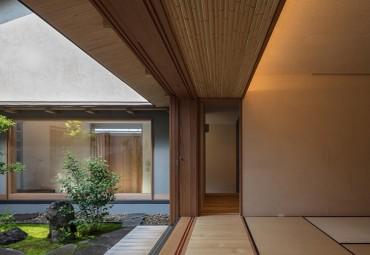 三重県 建築家と建てる家 中庭のある家