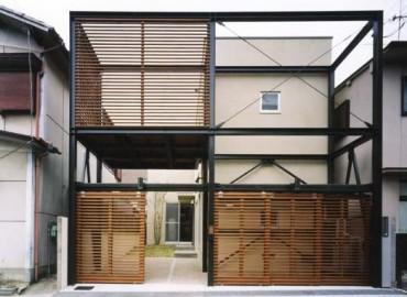 長岡京の住宅
