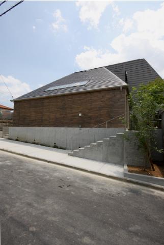 三重県津市建築家と建てる家