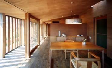三重県 バリアフリーの家 大開口 気持ちいい家