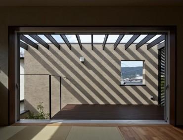 三重県 建築家と建てる家 外とつながる空間