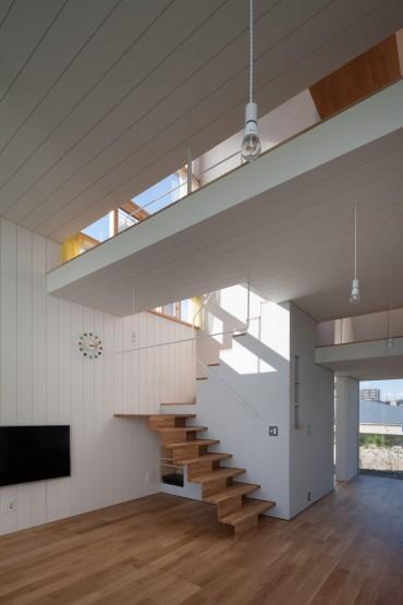 三重県建築家と建てる 風景を通す家
