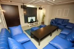 建築家デザインの個室
