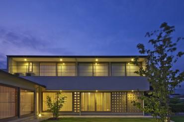 夜景 建築家ネットワーク 未来をのぞく住宅展 愛知県 三重県 四日市