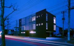 デ・ステイル建築研究所施行事例 Court-House