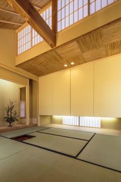 和室 和光の家 建築家 梶浦 博昭