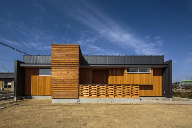 外観 和光の家 建築家 梶浦 博昭