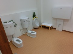 子供用トイレ 建築家デザイン
