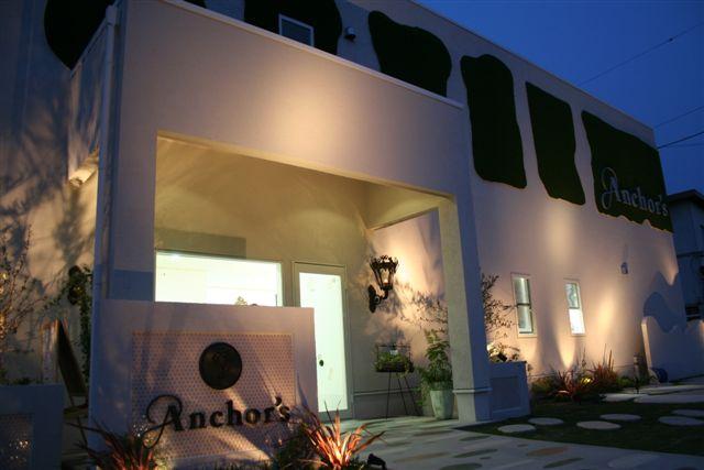 夜 店舗デザイン設計施工 お店つくり美容室