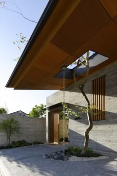 ガーデン 建築家 デザインー インテリア 木 壁