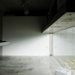コンクリ−ト床 壁 梁 シンプル