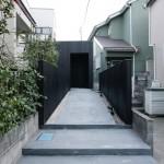 外観 アプローチ 建築 住宅