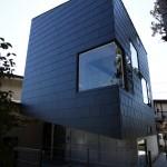 外観 建築家 デザイン 黒