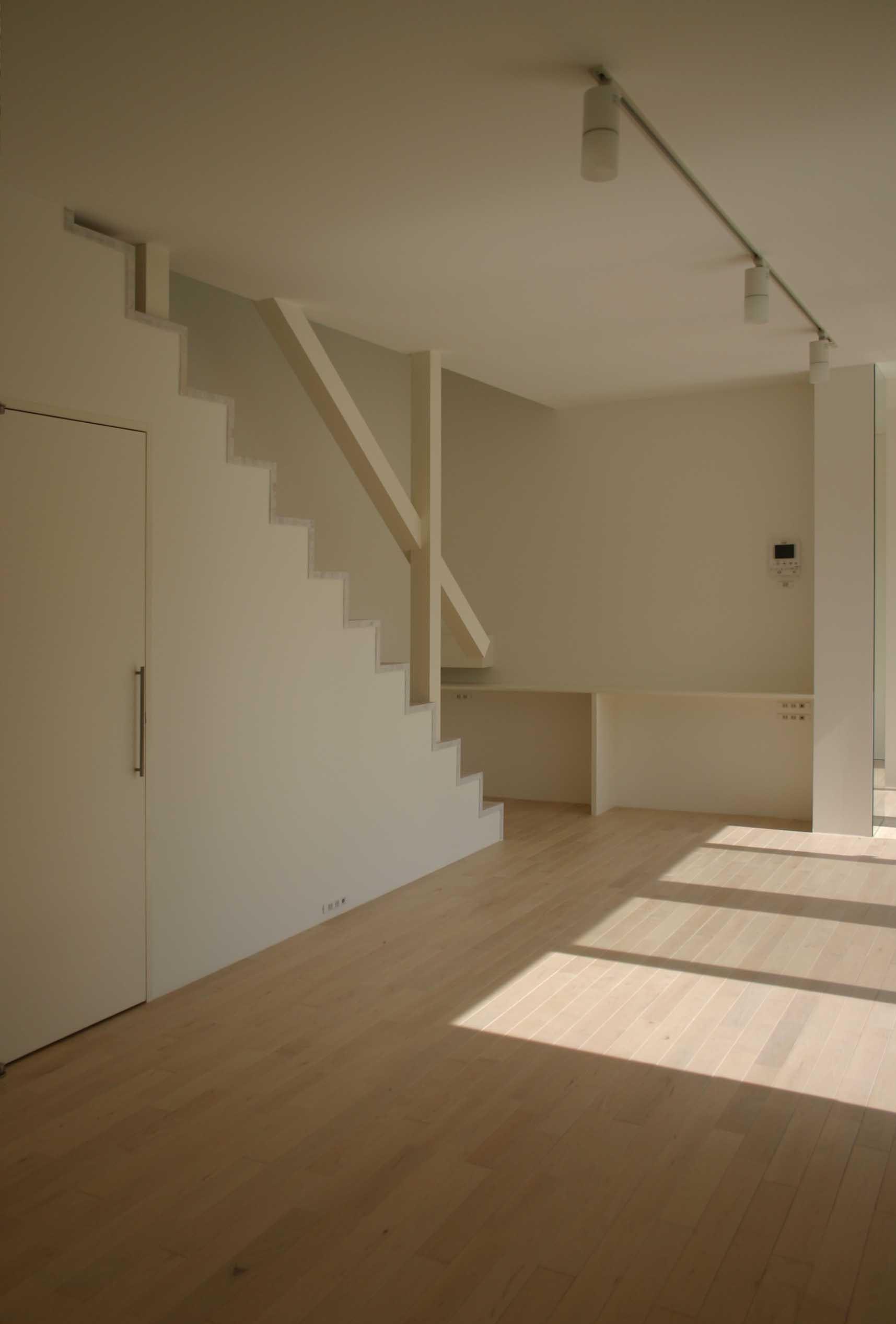 階段 住宅 ナチュラル 木 house h ...