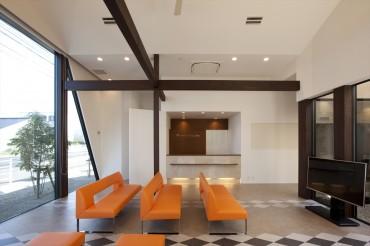 インテリア デザイン 建築家 フロア 椅